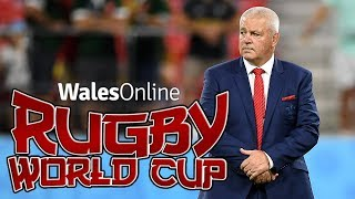 Warren Gatland on Wales v Australia | Rugby World Cup 2019