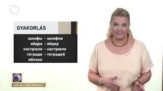 Szólalj meg! – oroszul, 2017. november 10.