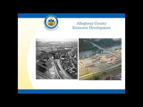 Allegheny County Financing Webinar: Resources for You