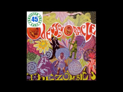 THE ZOMBIES - TIME OF THE SEASON - Odessey...