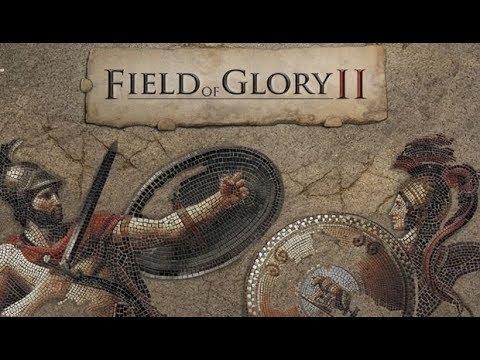 Field of glory 2 quick battle Roman Vs Breads |