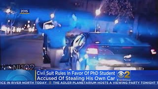 Civil Suit Rules In Favor Of PhD Student Accused Of Stealing His Own Car