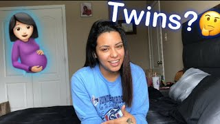UPDATE ON MY PREGNANCY!..... Do i want twins??