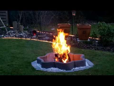 08 Einfache Feuerstelle bauen, zwischen den Urlauben
