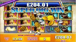 £421.74 (281 X STAKE) VENETIAN ROMANCE™ - MEGA BIG WIN AT JACKPOT PARTY®