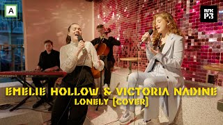 P3LIVE: Emelie Hollow & Victoria Nadine - «Lonely (Cover)»