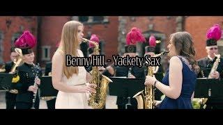 Benny Hill Theme - Yackety Sax - Music Boots Randolph
