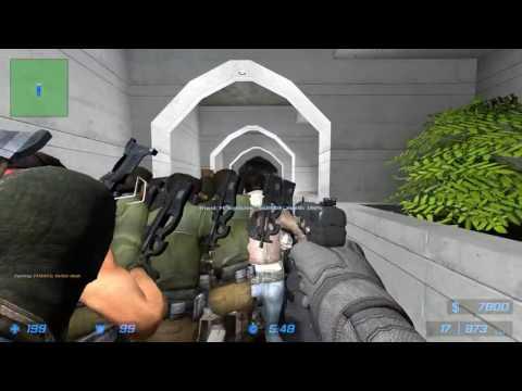 Counter Strike  Source   Zombie Escape   ze isla nublar v2 1   Extreme