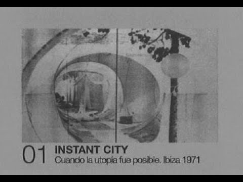 01. 'Instant City: When Utopia Was Possible' lecture. Carlos Ferrater (September 2012)