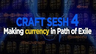 Video Craft Sesh 4 - Alching for profit - How to make currency in Path of Exile download MP3, 3GP, MP4, WEBM, AVI, FLV Juli 2018
