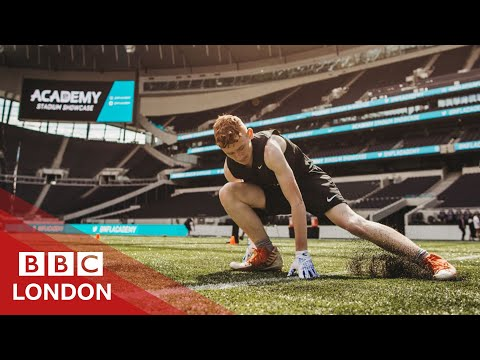 The Trials: Inside London's NFL Academy - BBC London