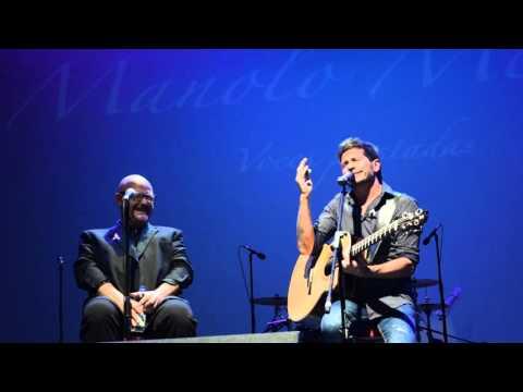 Manolo Medina y David DeMaría en el Teatro Alameda - Precisamente ahora