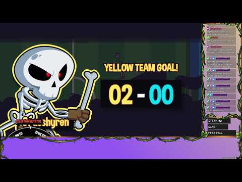 VOD 🌱 Steam Game Festival | Guts 'n Goals | 2021/2/03 |