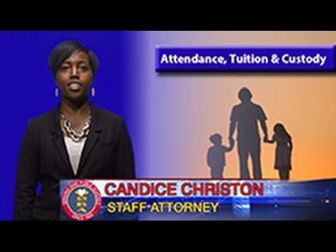 Attendance, Tuition & Custody Laws