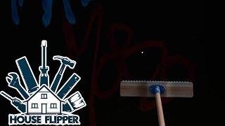 Handwerker Simulator #04 - Graffiti mit Besen entfernen -  House Flipper deutsch