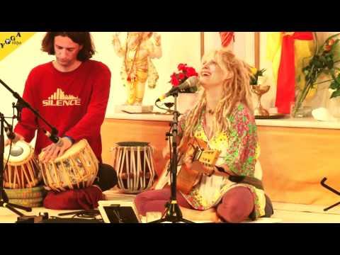 Spring: Morning concert at Yoga Vidya Germany 2011