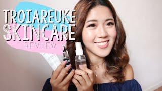 troiareuke skin complex agt hydro essence akne c ampoule review   thatxxrin