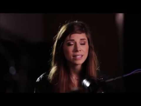 Christina Perri - Human [Live at British Grove Studios]