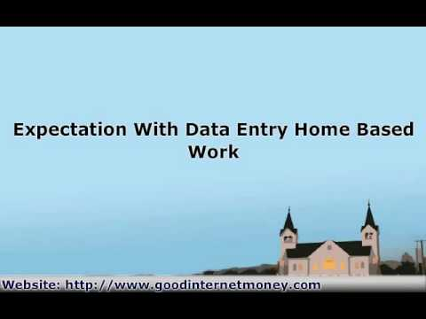 How To Find Legitimate Work At Home Online Data Entry Jobs