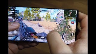 Call of Duty Mobile BATTLE ROYALE mode for Android | Note 10+ Exynos | max settings