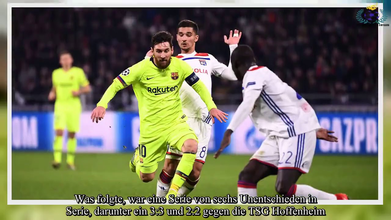 FC Barcelona - Olympique Lyon: Champions League LIVE im TV, Stream & Ticker
