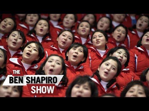 The Media Love Them Some North Korea   The Ben Shapiro Show Ep. 473