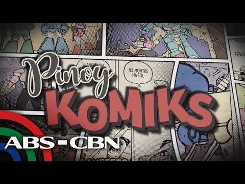 Tapatan Ni Tunying: Pinoy Komiks
