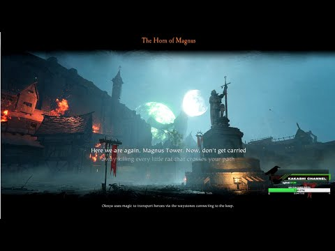 Warhammer Vermintide 2 : The Horn of Magnus - Guide for Rune Puzzle |
