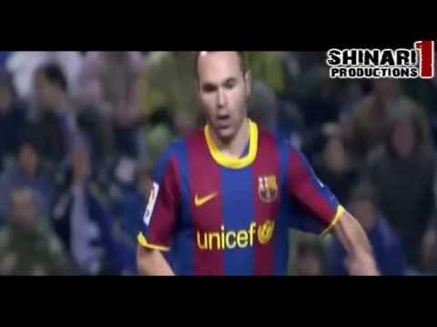 Andrés Iniesta 2011 - Best Skills And Goals |HD|