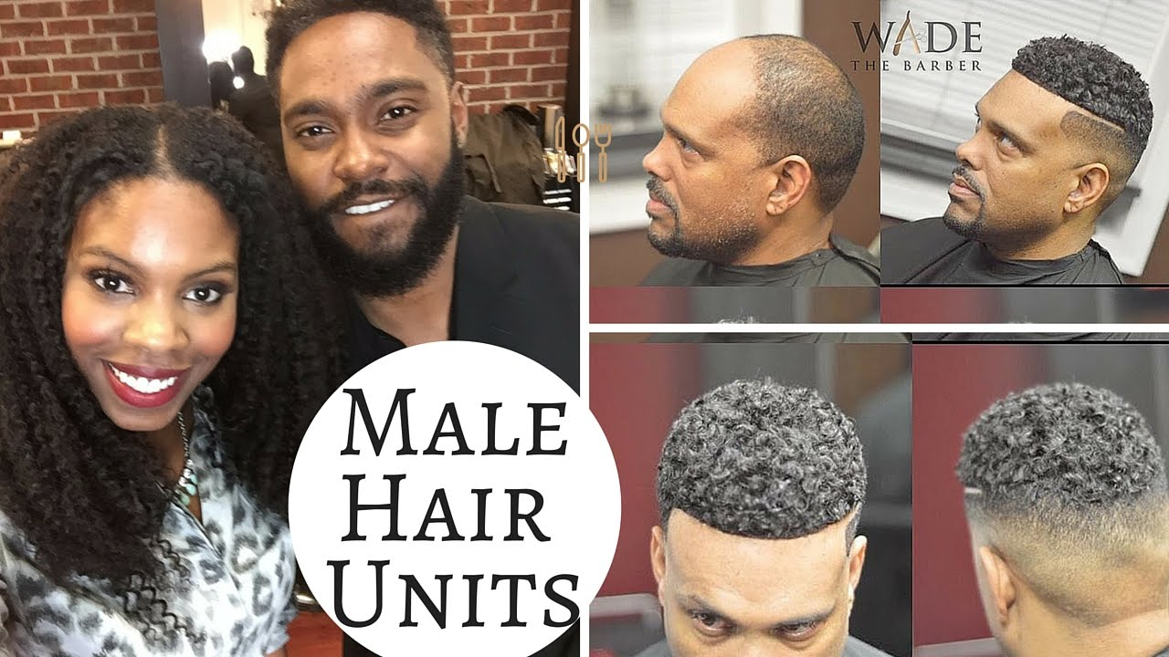 Balding A Male Hair Unit Could Be For You Youtube