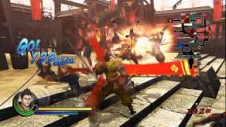 PS3&wii「戦国BASARA3」徳川家康ムービー。
