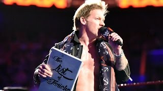 The history of The List of Jericho
