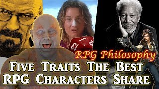 5 Traits The Best RPG Characters Share - RPG Philosophy