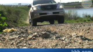 2009 Toyota Land Cruiser Review - Kelley Blue Book