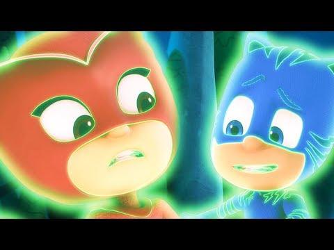 PJ Masks Full Episodes | Power Swap | 30 Minutes | Superhero Kids