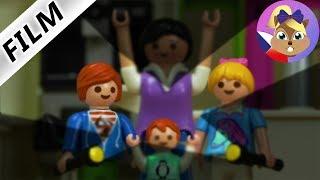 Playmobil příběh | Paní na hlídání odpojila proud! Je blázen?