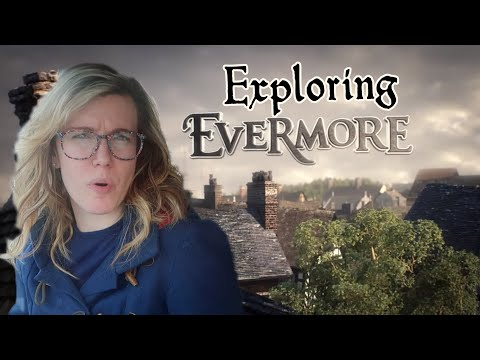 EXPLORING EVERMORE PARK!