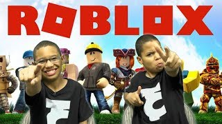 ROBLOX Jail Break Gameplay