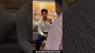 Tiger Shroff New Magic Trick 😲🤔👌Real Or Fake? 🤔 Tiger Shroff Latest Video #shorts