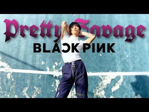 BLACKPINK 블랙핑크 - PRETTY SAVAGE | Koi Choreography + MIRRORED Ver.