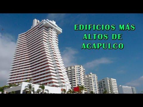 LOS 10 EDIFICIOS MAS ALTOS DE ACAPULCO