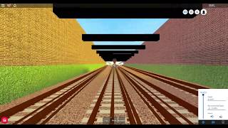 Roblox Mind The Gap Timelapse: Victor line Beaufort Road to Airport (OUTDATED)