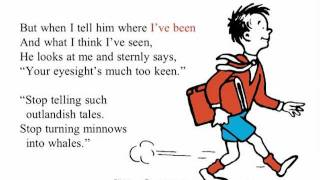 And to Think That I saw it on Mulberry Street-Dr. Seuss | Book Apps