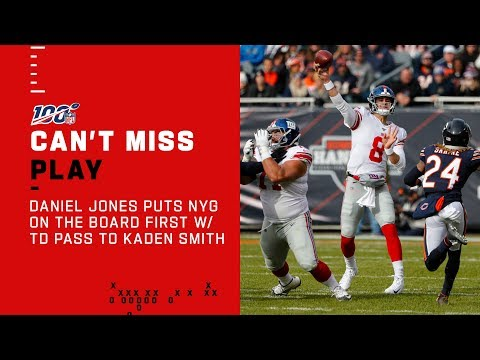 Giants Are First On The Board In Chicago