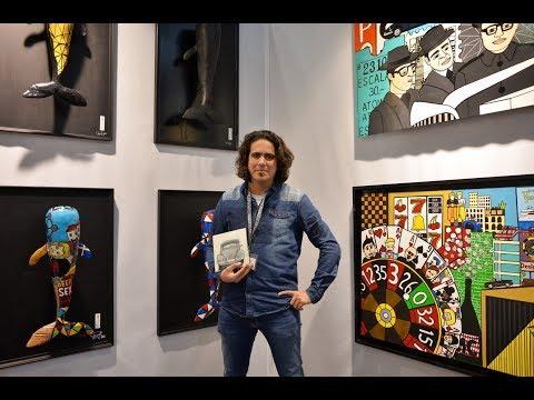 art3f. BRUSSELS 2017 - 2nd international contemporary art fair
