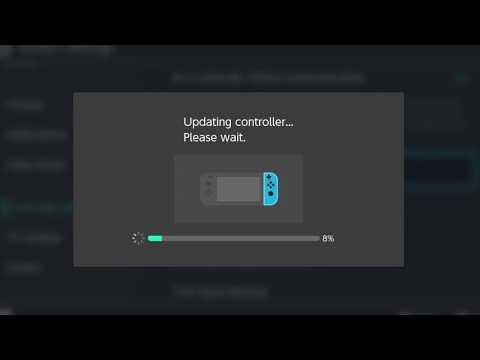 Controller UPDATE - Nintendo Switch Joy-Cons get a fix?