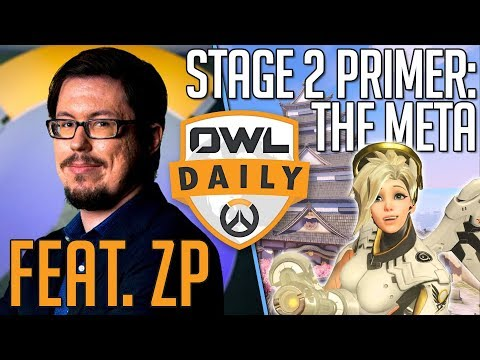 Stage 2 Primer: The Meta feat. ZP - Overwatch League Daily