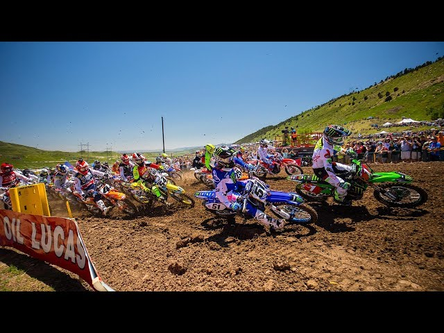 2018 True Value Thunder Valley National race highlights
