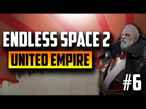 Endless Space 2 - Spaceport | Let's Play Endless Space 2 United Empire Civilization Gameplay