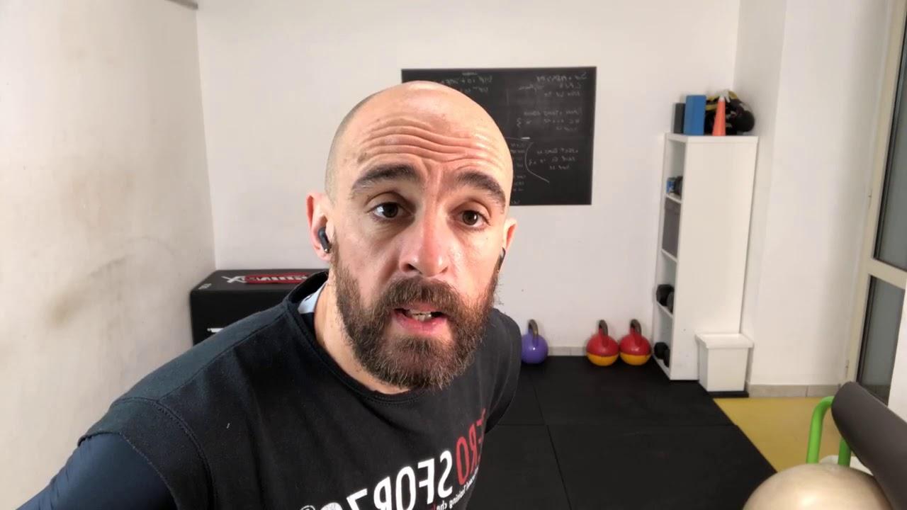 PRIMA DI CAPODANNO… allenati con noi!!!